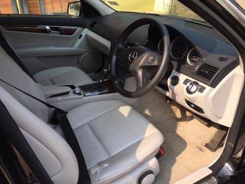 Used 2012 Mercedes Benz C-Class C 200 CGI Avantgarde AT in Bangalore