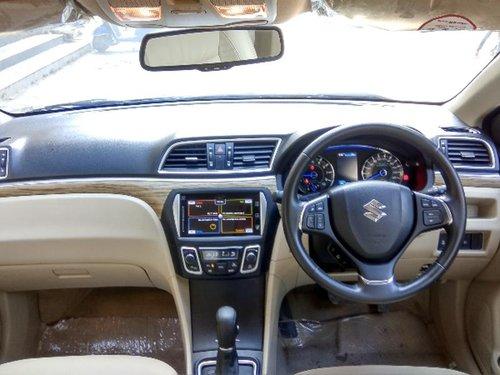2019 Maruti Suzuki Ciaz Alpha Petrol AT for sale in New Delhi