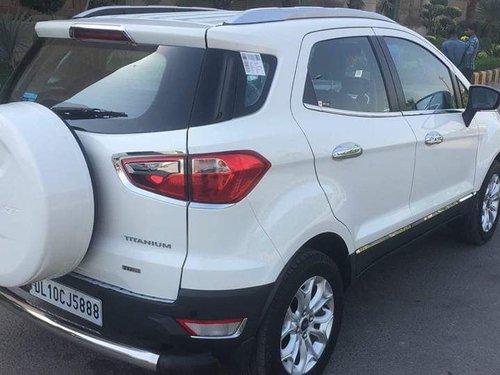 2017 Ford EcoSport Titanium Optional Petrol MT for sale in New Delhi