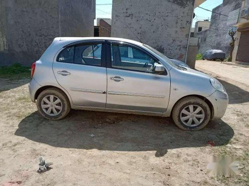 Used 2012 Nissan Micra MT for sale in Ludhiana