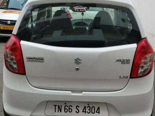 2016 Maruti Suzuki Alto MT for sale in Coimbatore
