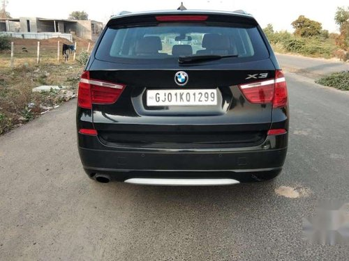 BMW X3 xDrive20d Xline 2012 AT for sale in Ahmedabad