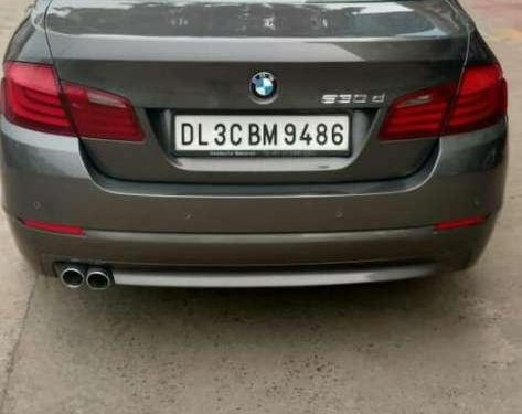 Used 2010 BMW 5 Series 530d AT for sale in Raipur