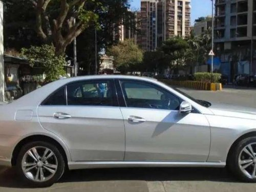 2014 Mercedes Benz E Class AT for sale in Coimbatore-1