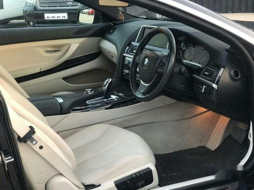 Used 2013 BMW 6 Series 640d Coupe AT for sale in Ahmedabad