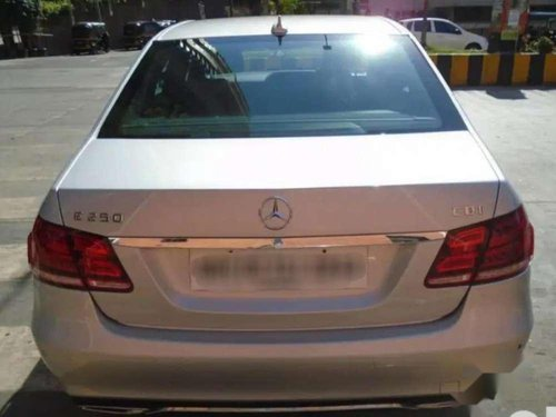 2014 Mercedes Benz E Class AT for sale in Coimbatore