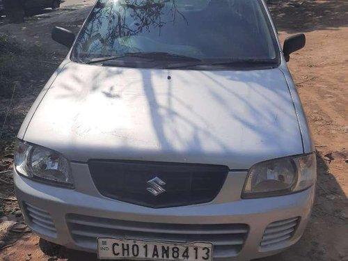 2012 Maruti Suzuki Alto MT for sale in Chandigarh
