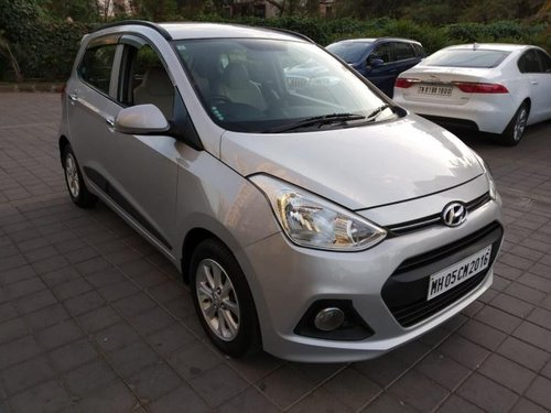Used Hyundai i10 2015 AT for sale in Thane