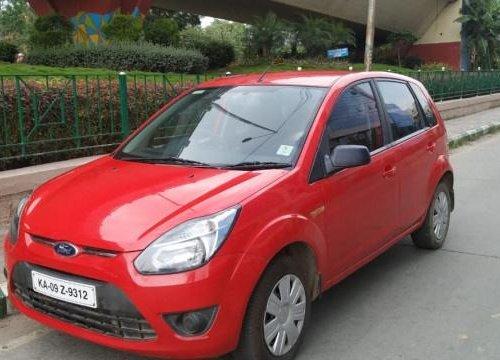 Ford Figo Petrol ZXI 2011 MT for sale in Bangalore