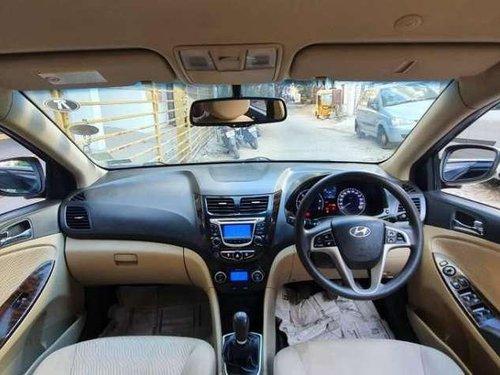 Hyundai Verna 1.6 CRDi SX, 2013, Diesel MT for sale in Chennai