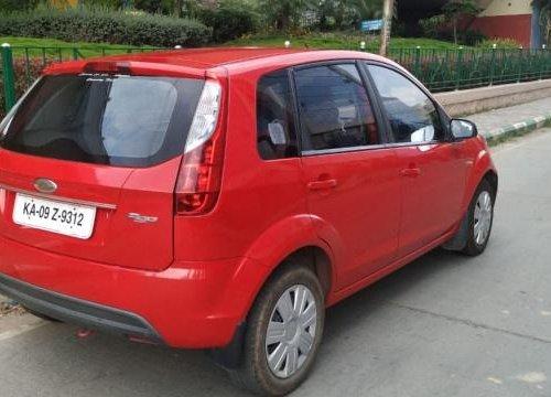 Used Ford Figo Petrol ZXI 2011 MT in Bangalore