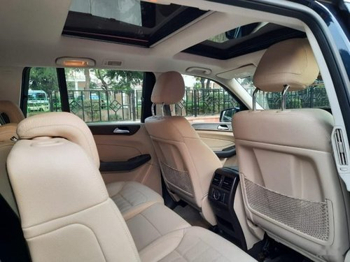 2017 Mercedes-Benz GLS 350d 4MATIC AT for sale in New Delhi