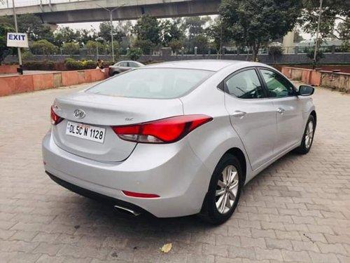 2016 Hyundai Elantra 1.6 SX MT Petrol for sale in New Delhi