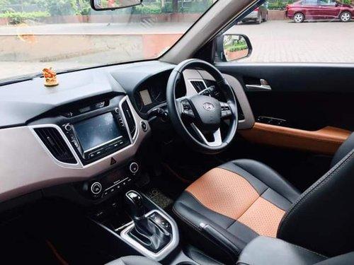 2018 Hyundai Creta 1.6 SX Petrol AT for sale in New Delhi