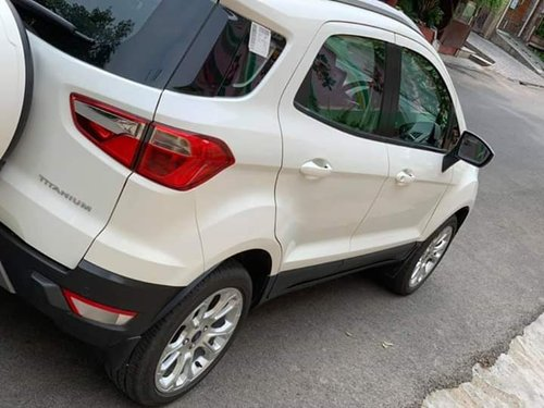 2018 Ford EcoSport 1.0 Ecoboost Titanium Petrol AT for sale in New Delhi