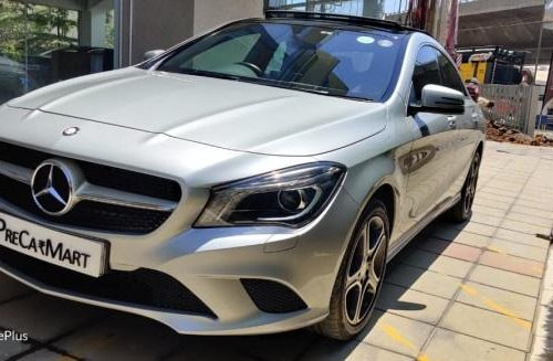 Used 2015 Mercedes Benz 200 AT for sale in Bangalore