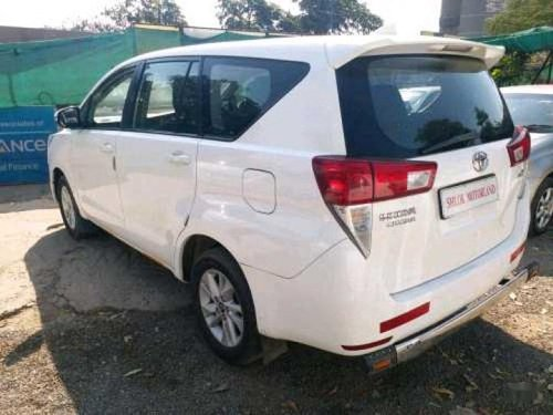 2016 Toyota Innova Crysta 2.4 G MT for sale in Ahmedabad-17