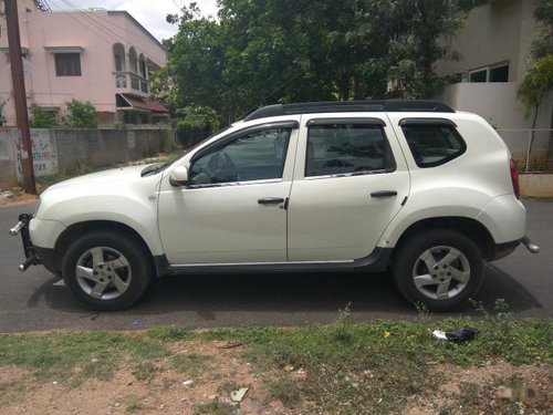 Renault Duster 110PS Diesel RxL 2014 MT for sale in Hyderabad