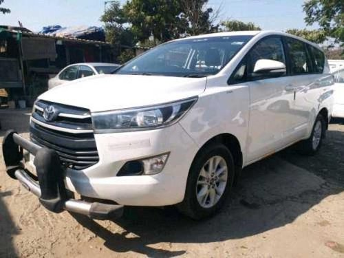 2016 Toyota Innova Crysta 2.4 G MT for sale in Ahmedabad-19
