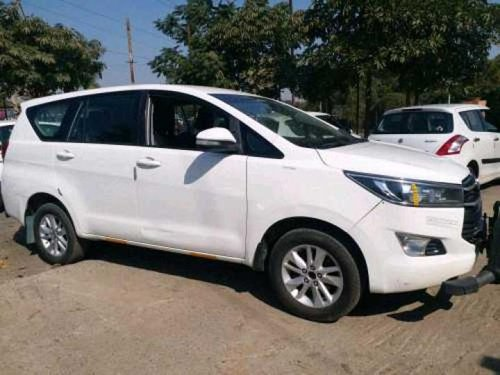 2016 Toyota Innova Crysta 2.4 G MT for sale in Ahmedabad-13