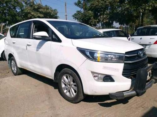 2016 Toyota Innova Crysta 2.4 G MT for sale in Ahmedabad-15