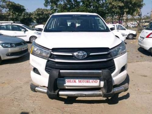 2016 Toyota Innova Crysta 2.4 G MT for sale in Ahmedabad-12