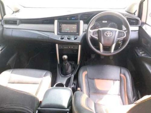 2016 Toyota Innova Crysta 2.4 G MT for sale in Ahmedabad-9