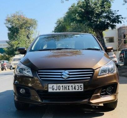 Used 2018 Maruti Suzuki Ciaz S MT for sale in Ahmedabad
