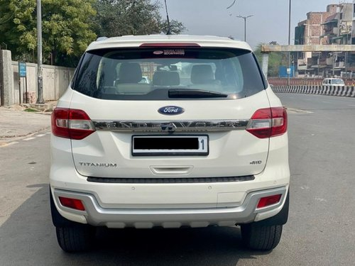 2017 Ford EcoSport Titanium Diesel MT for sale in Faridabad