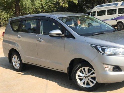 2017 Toyota Innova Crysta 2.8 GX AT DIesel for sale in Faridabad