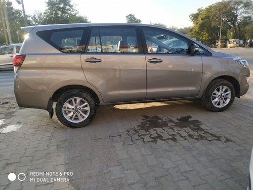 2017 Toyota Innova Crysta 2.4 G MT Diesel MT for sale in Faridabad