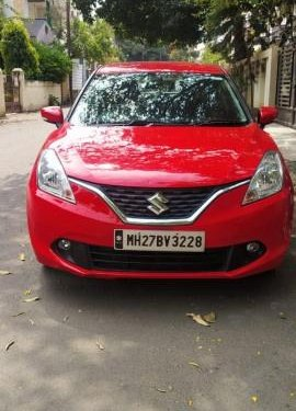 2017 Maruti Suzuki Baleno Zeta MT for sale in Nagpur