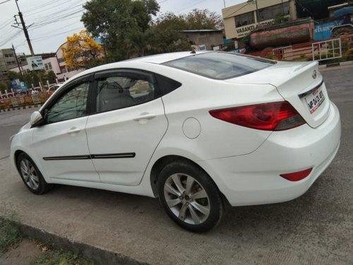 Hyundai Verna 1.6 SX 2012 MT for sale in Bhopal