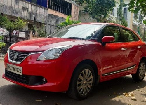 2017 Maruti Suzuki Baleno Zeta MT for sale in Nagpur-11