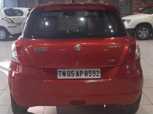 2012 Maruti Swift VXI MT for sale in Chennai