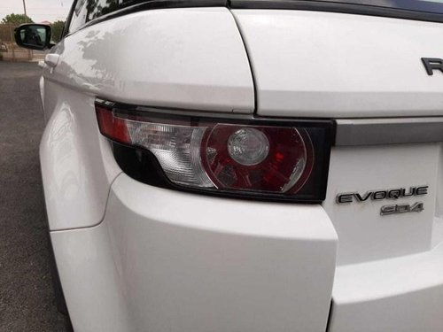 2013 Land Rover Range Rover Evoque 2.2L Pure AT in Ahmedabad