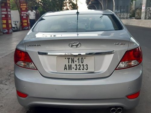 Hyundai Verna 1.6 SX VTVT 2013 MT for sale in Chennai
