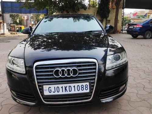 Used 2010 Audi A6 2.7 TDI AT for sale in Ahmedabad