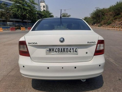 2016 Skoda Rapid 1.5 TDI Elegance Plus Black Package AT in Mumbai