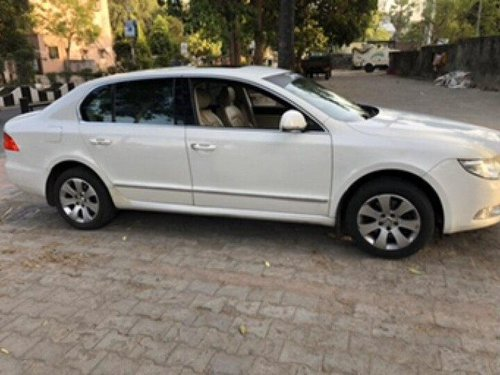 Used Skoda Superb 1.8 TSI 2009 AT for sale in Surat