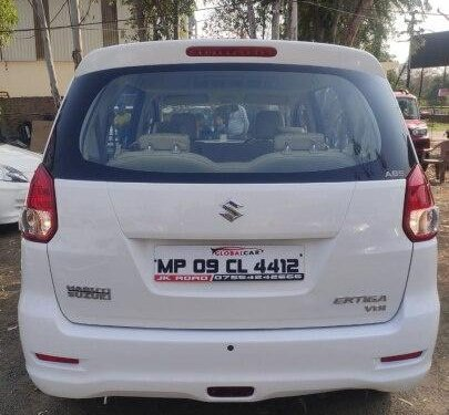 2012 Maruti Suzuki Ertiga VDI MT for sale in Bhopal