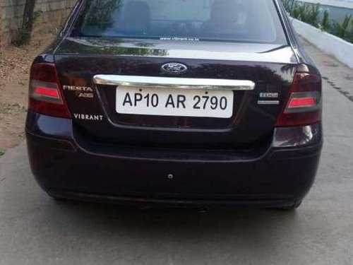2009 Ford Fiesta MT for sale in Hyderabad-6