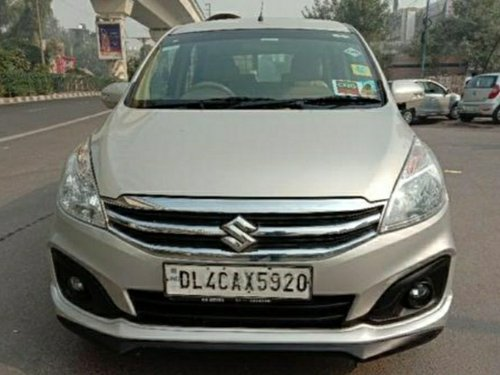 2017 Maruti Ertiga LXI Petrol MT for sale in New Delhi