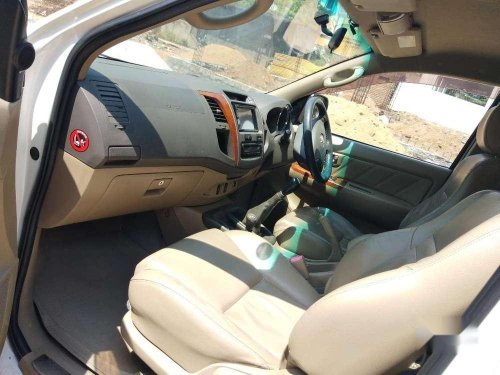 Used Toyota Fortuner 2011 MT for sale in Hyderabad -7