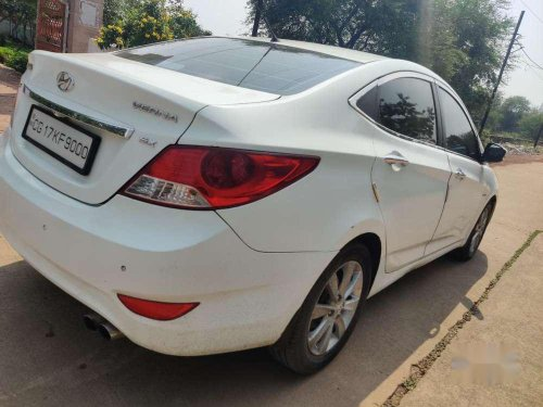 Used Hyundai Verna 1.6 CRDi SX 2013 MT for sale in Raipur