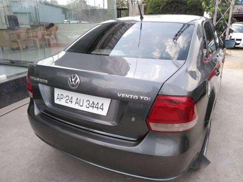 Used 2013 Volkswagen Vento MT for sale in Hyderabad