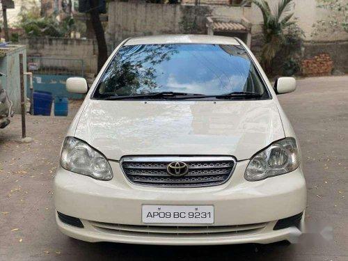 Toyota Corolla H5 1.8E, 2006, Petrol MT for sale in Hyderabad