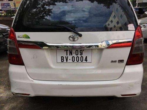 Used 2014 Toyota Innova 2.5 E MT for sale in Chennai