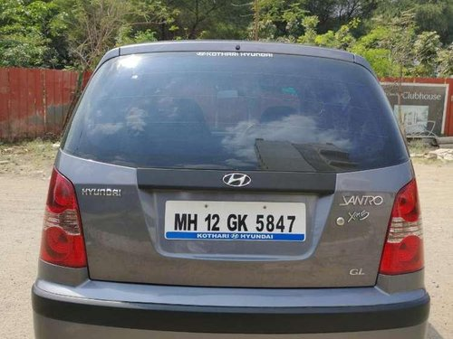 Used Hyundai Santro Xing GLS 2010 MT for sale in Pune