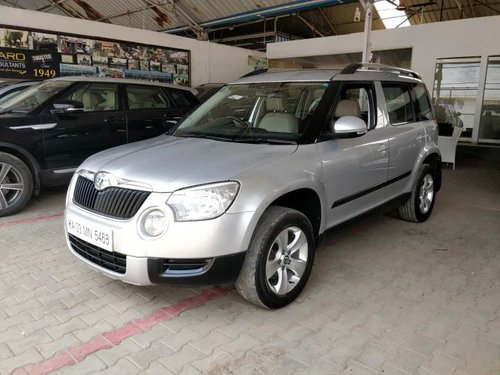 2011 Skoda Yeti Ambition 4WD MT for sale in Bangalore-8